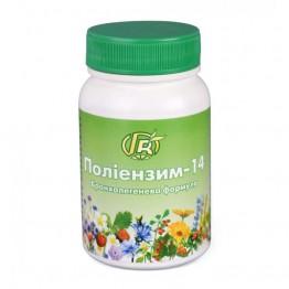 Бронхолегочная формула Полиэнзим-14 (140 г)