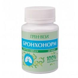 Фитокомплекс  для бронхов и легких Бронхонорм