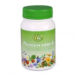 Неврологическое средство Полиэнзим-6 (140 г)