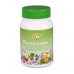 Общеукрепляющее и тонизирующее средство Полиэнзим-7 (140 г)