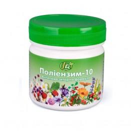Антипаразитарная формула Полиэнзим-10