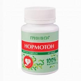 Фитокомплекс для нормализации артериального давления Нормотон